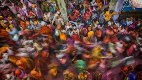 Penduduk India, kedua terpadat di dunia