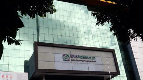 Gedung BPJS Kesehatan