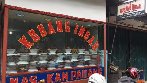 RM Padang Kubang Indah, Pejaten