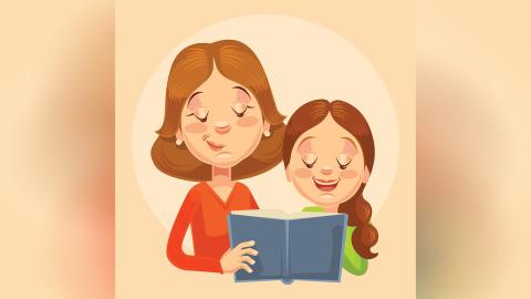Baca cerita untuk anak