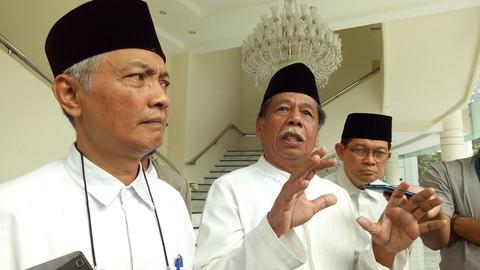 Asosiasi Masjid Kampus di Kantor Wapres