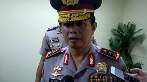 Komjen Pol Ari Dono Sukmanto