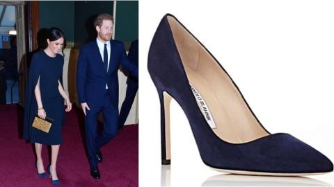 Sepatu Meghan Markle