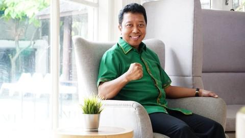 Ketua Umum PPP, Romahurmuziy