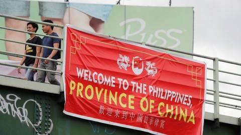 Banner Filipina Provinsi di China