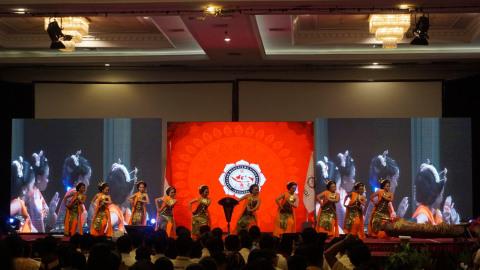 Jokowi Hadiri Kongres Persatuan Mahasiswa Hindu, Yogyakarta