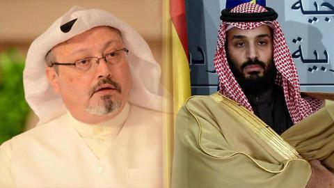 Jamal Khashoggi dan Mohammed Bin Salman
