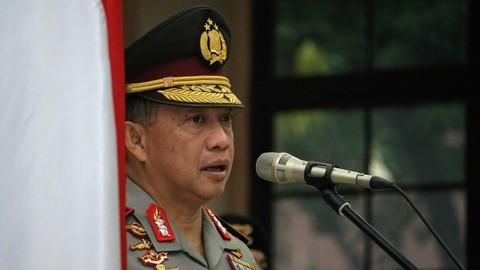 Kapolri Jenderal Polisi, Tito Karnavian, Mabes Polri