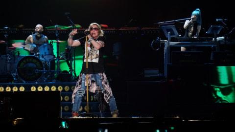 Konser Guns N Roses, Stadion Utama Gelora Bung Karno, GnR