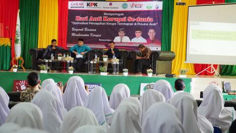 Seminar, Hari Anti Korupsi Se-dunia