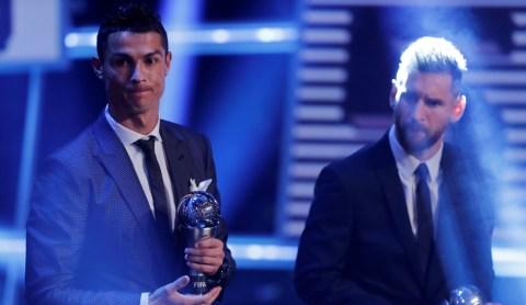 Persaingan Ronaldo dan Messi masih berlanjut