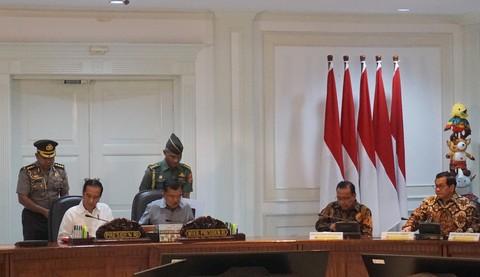 Rapat Pencegahan dan Penanggulangan Terorisme