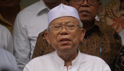 Calon Wakil Presiden, Ma'ruf Amin, Melakukan Pertemuan Dengan Habaib