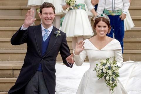 Royal Wedding Putri Eugenie & Jack Brooksbank