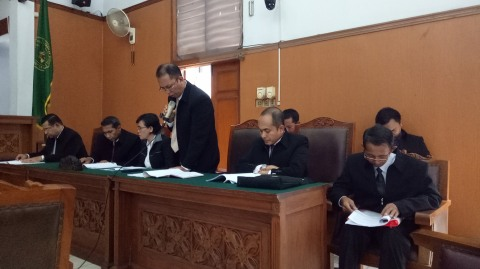 Sidang Lanjutan Praperadilan Buni Yani di Jakarta Selatan