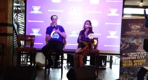 eSports, kompetisi Game di Indonesia
