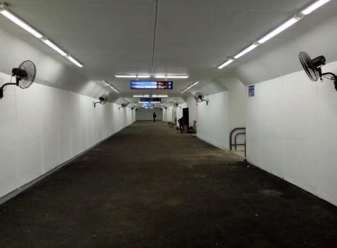 Terowongan Stasiun Manggarai