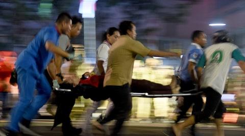 Korban insiden Hari Pahlawan Surabaya