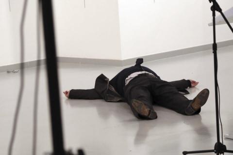 Dubes Rusia untuk Turki Andrei Karlov Ditembak Seorang Pria Bersenjata