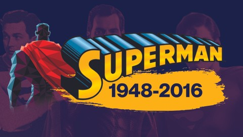 Infografik Superman