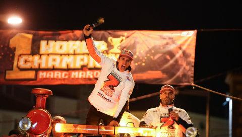 Marc Marquez juara MotoGP 2018