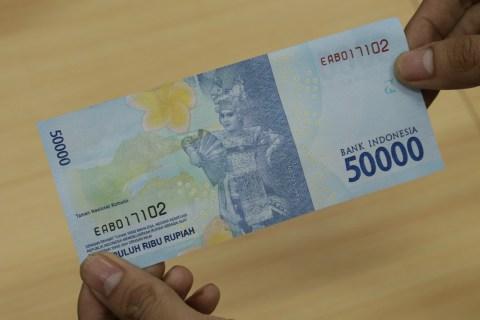 Mata Uang Baru Rp 50.000
