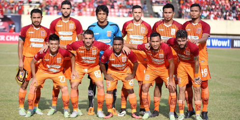 Pusamania Borneo FC