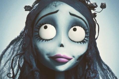 Emily dalam animasi Corpse Bride