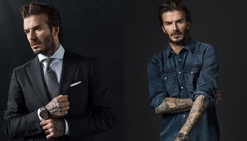 David Beckham Tudor