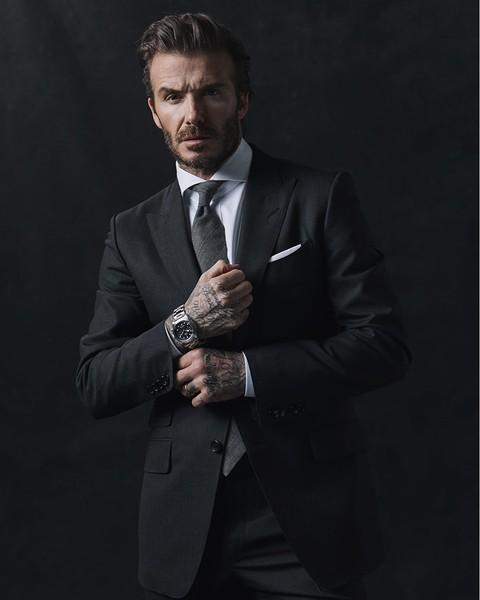 David Beckham (No Cover)