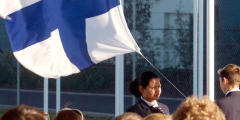 Sekolah di Finlandia