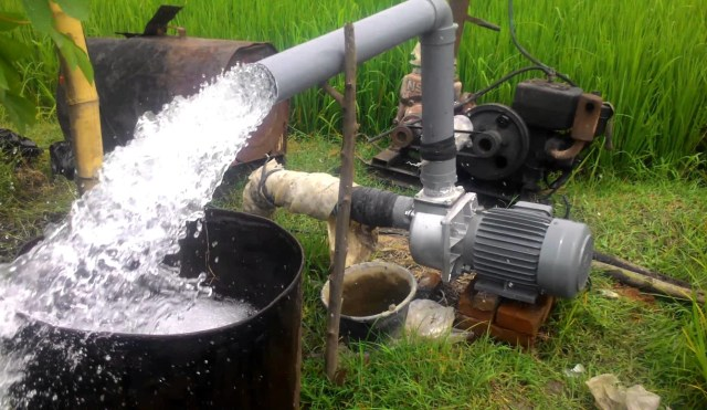 pompa air