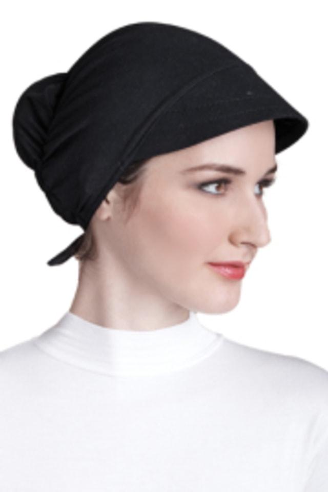 Fashion Wanita Renda Muslim Jilbab Solid Melebarkan Jaring Lintas ... 588e573fff