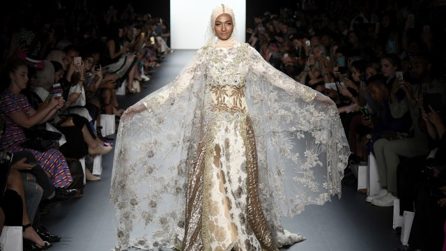 Anniesa Hasibuan di NY Fashion Week. (Foto  Dok. Anniesa Hasibuan) 2065ad991e