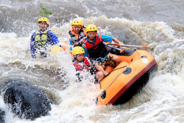 5 Spot Rafting Tubing Di Malang Raya Kumparan Com
