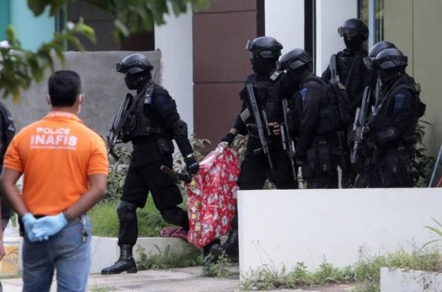 Sempat Kabur, Dua Terduga Teroris di Bekasi Akhirnya Ditangkap