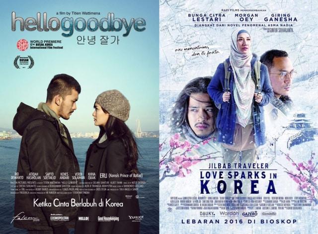 Yuk Nonton Film Indonesia Yang Syutingnya Di Korea Kumparan Com