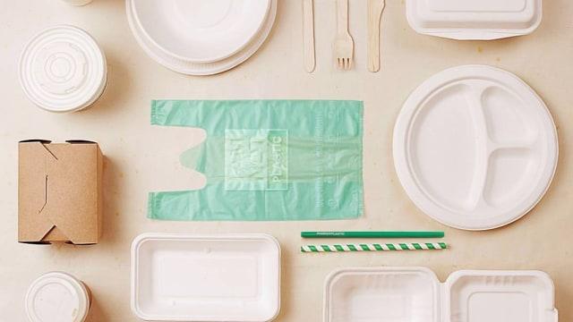 Plastik Ramah Lingkungan Dari Pati Singkong Kumparancom