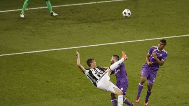 Taktik Zidane saat Mengancurkan Juventus di Final UCL (4-1)