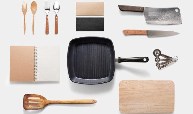 Mari Mengenal Alat Alat Dapur Bagian 1 Kumparancom