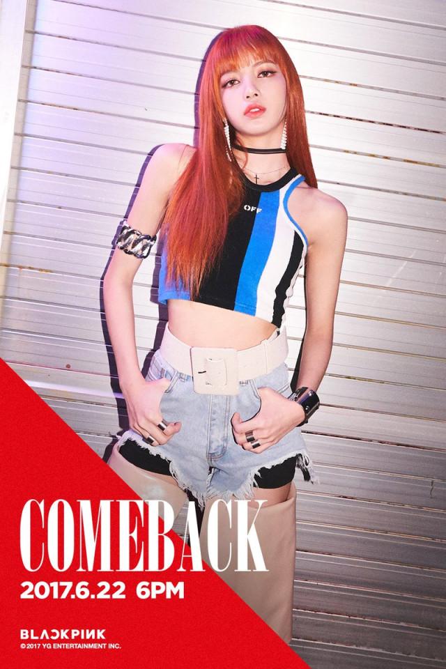 Lisa Blackpink Ungkap Kedekatannya Dengan Idol Dari Thailand
