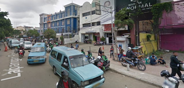 Lokasi Penjemputan Ojek Online di Stasiun Tebet
