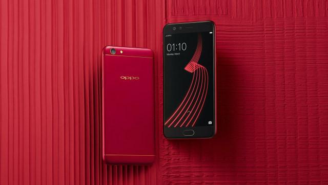 Oppo Siap Jual Ponsel F3 Warna Merah Kumparan Com
