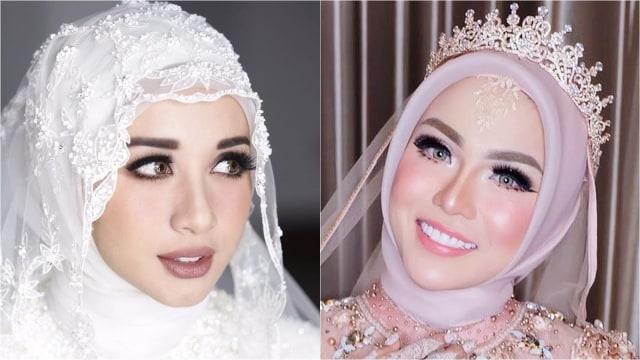 Inspirasi Makeup Pernikahan 5 Selebriti Hijab Yang Bisa Kamu Tiru
