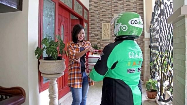 Pesan Makanan di GO-FOOD Kini Bisa dari Kota Lain, Caranya?