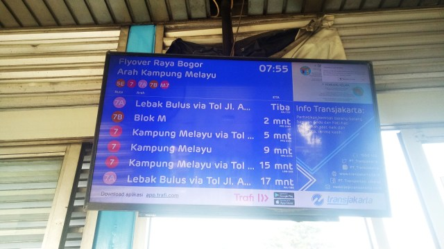 Perhatikan Hal Ini Saat Gunakan Rute Alternatif Transjakarta