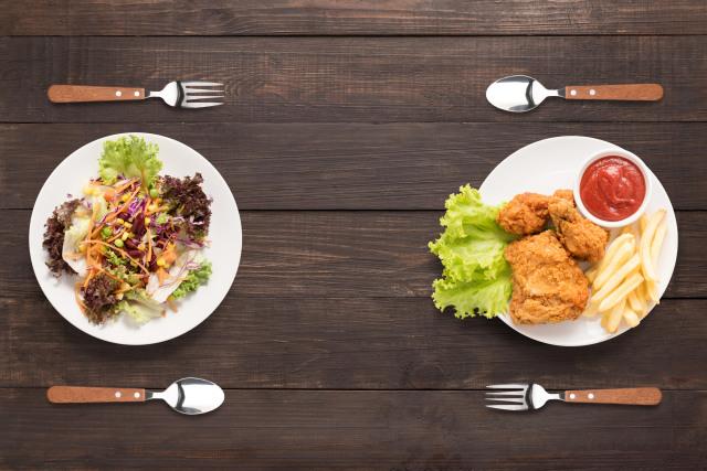 Pilih Mana Konsumsi Makanan Sehat Atau Fast Food Kumparancom