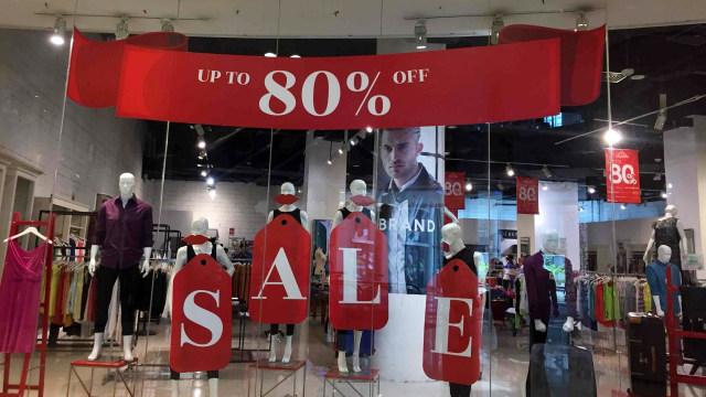 9 Brand di Kuningan City yang Tawarkan Diskon Hingga 70 Persen. City Closet  (Foto  Adisty Putri Utami kumparan) 5bb8771a28