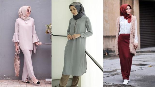 7 Inspirasi Busana Kerja Ala Selebgram Hijab Yang Bisa Kamu Tiru