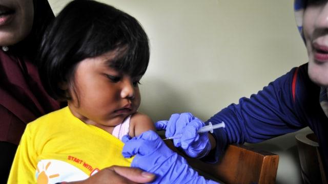 Pertama Kali di Aceh Barat, Satu Keluarga Terjangkit Difteri